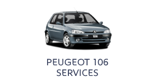 Peugeot 106 Services