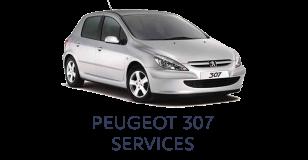 Peugeot 307 Services