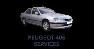 Peugeot 406 Services