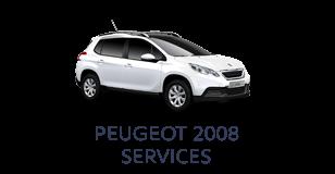 Peugeot 2008 Services