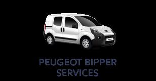 Peugeot Bipper Services