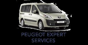 Peugeot Expert Services
