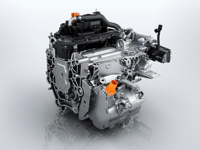 New Peugeot e-Traveller – Electric engine