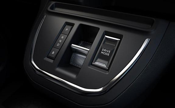 New PEUGEOT e-Traveller – 3 driving modes