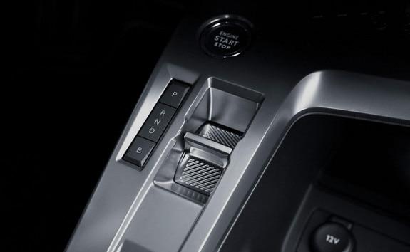 New PEUGEOT 308 SW Hybrid regenerative braking