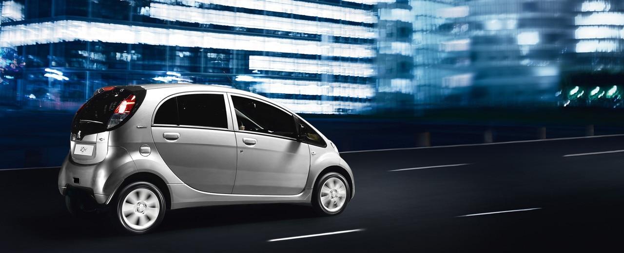 Peugeot iOn | Electric Economic Car | Peugeot Malta | Motion & Emotion