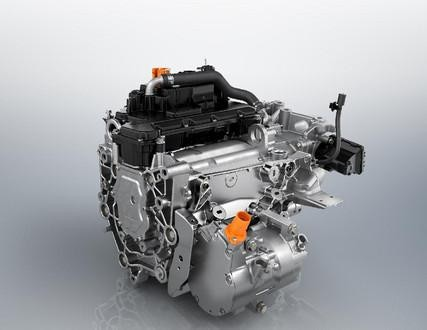 NEW PEUGEOT e-RIFTER - Electric engine
