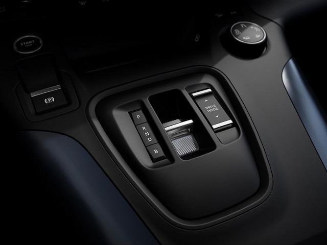 NEW PEUGEOT e-RIFTER - 3 driving modes