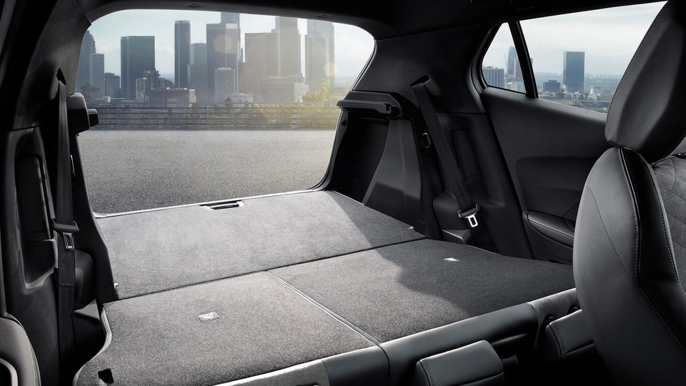 ALL-NEW PEUGEOT 2008 SUV: a large, modular, and functional boot