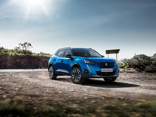 ALL-NEW PEUGEOT e-2008 SUV: the compact, powerful, dynamic, and efficient electric SUV