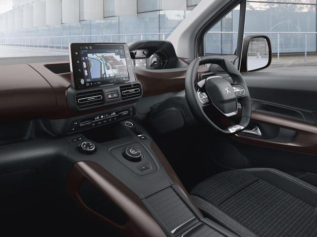 Peugeot Rifter i-cockpit