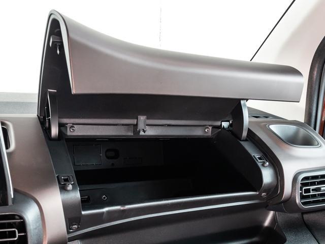 Peugeot Rifter Upper Storage