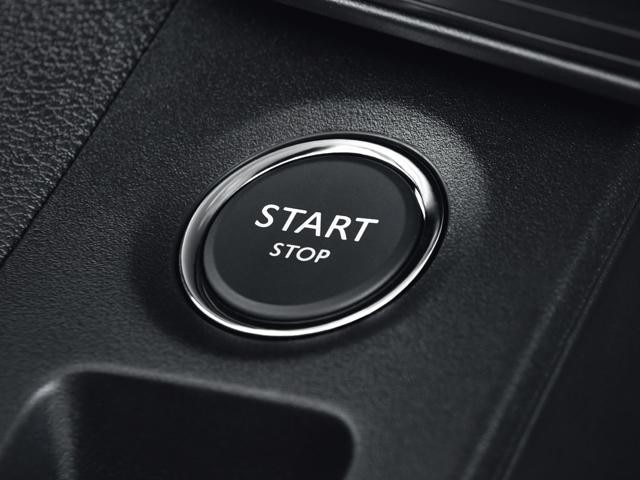 All new Peugeot Rifter Start Stop