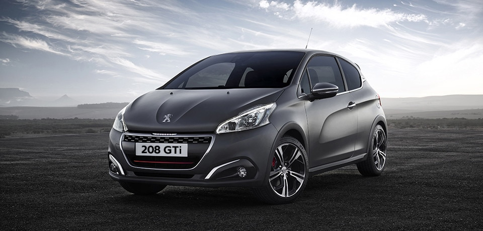 peugeot 208 gti exterior design peugeot malta. Black Bedroom Furniture Sets. Home Design Ideas