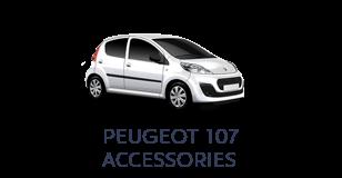 Peugeot 107 Accessories