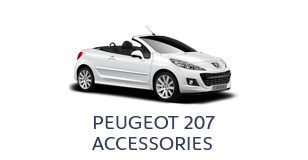 Peugeot 207 Accessories
