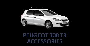 Peugeot 308 T9 Accessories