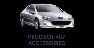 Peugeot 407 Accessories