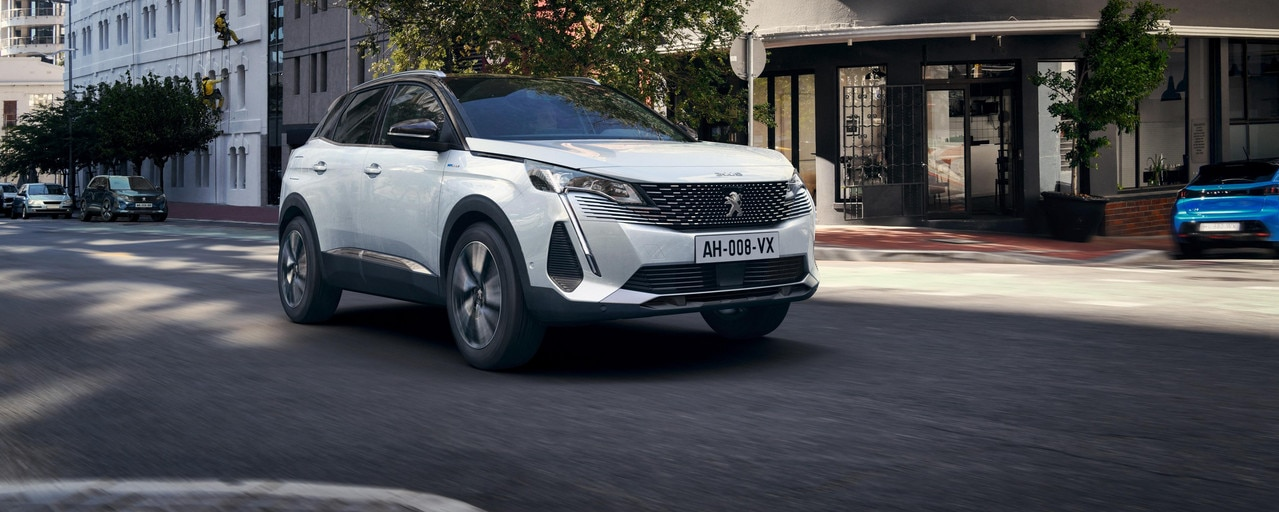 New SUV PEUGEOT 3008 Plug-In Hybrid
