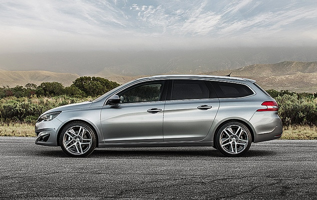 Peugeot 308 Sw Estate Car Peugeot Malta Motion Amp Emotion