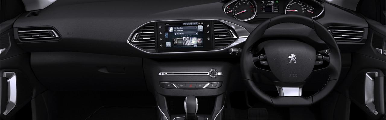 Peugeot 308 | SW | Interior Comfort | Peugeot Malta | Motion & Emotion