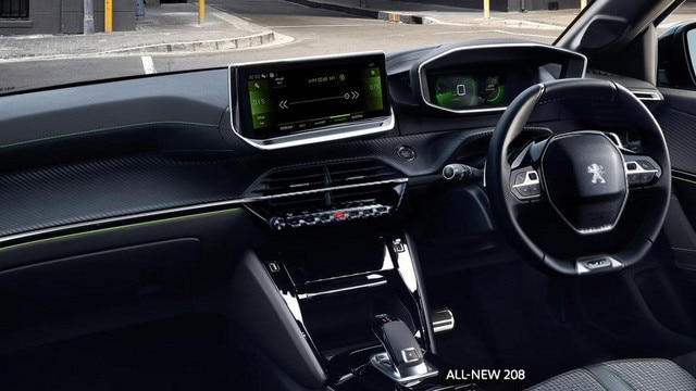 ALL-NEW PEUGEOT 208 - Interior