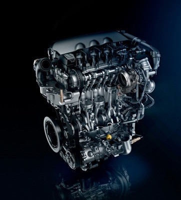 Puretech Petrol Engine
