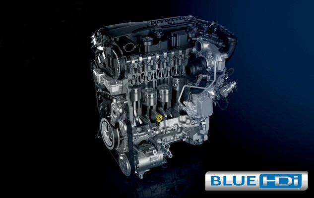 Blue HDi Diesel Engine