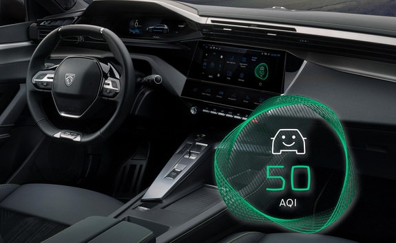 New PEUGEOT 308 – Clean Cabin system