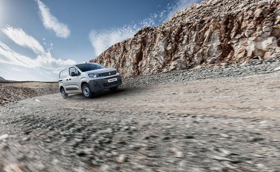 Peugeot Partner - Grip