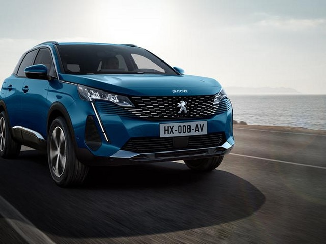 New PEUGEOT 3008 – New front end