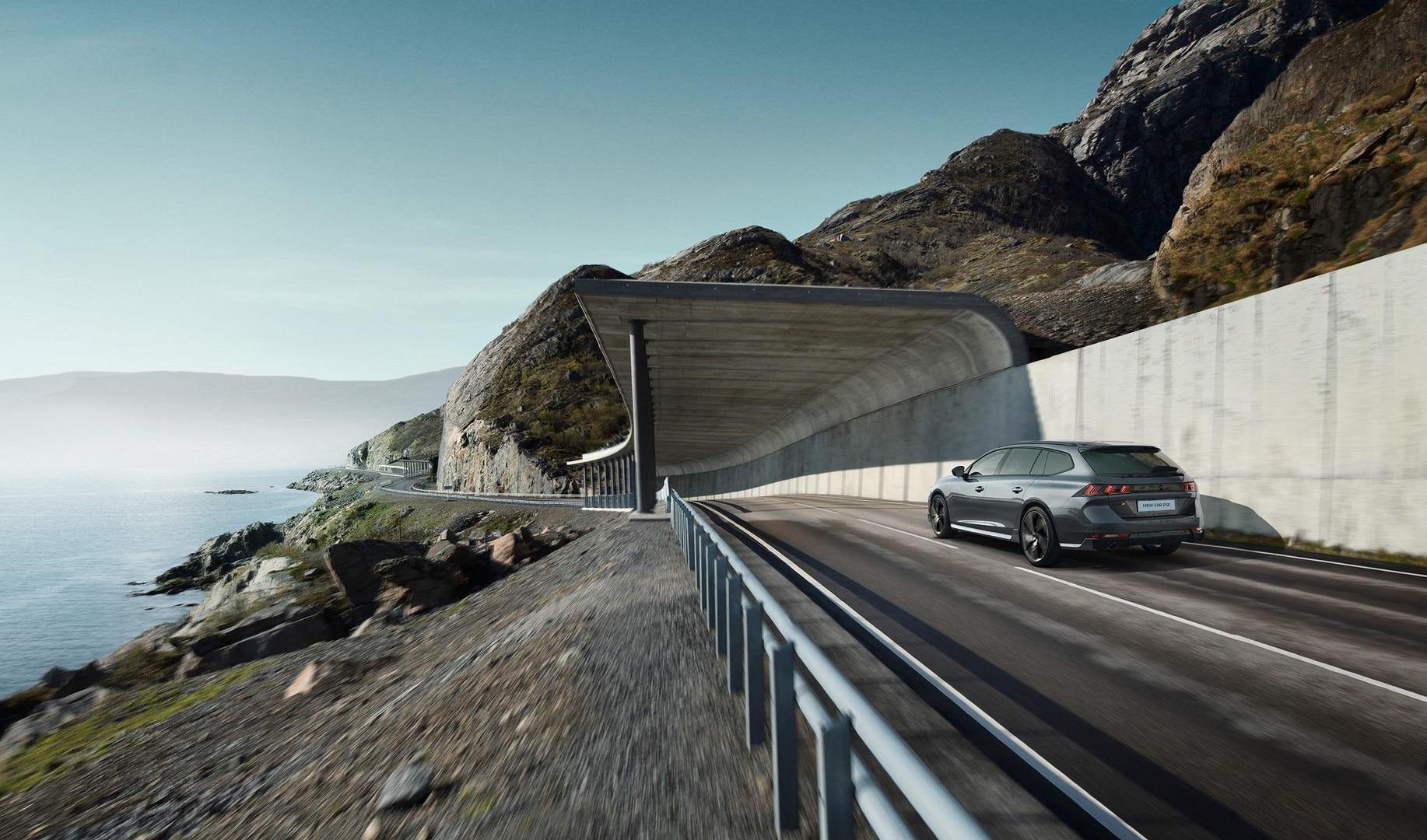 New Peugeot 508 PSE