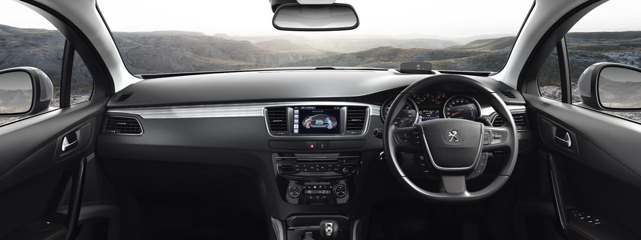 Peugeot 508 | RXH | Interior Comfort | Peugeot Malta | Motion & Emotion